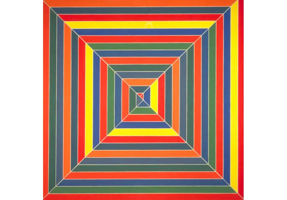 GEOMETRIC ABSTRACTION, A NEW WAY TO SEE